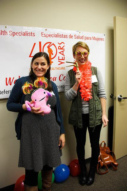 Photo by Lara Popyack, Sacramento Celebrate Choice