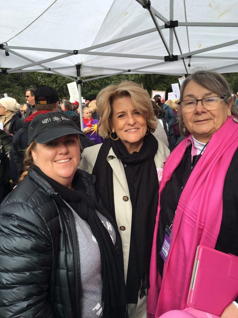 Women's March on Sacramento