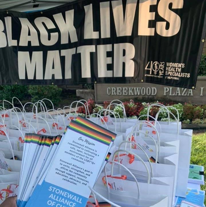 Black Lives Matter - Stonewall Info