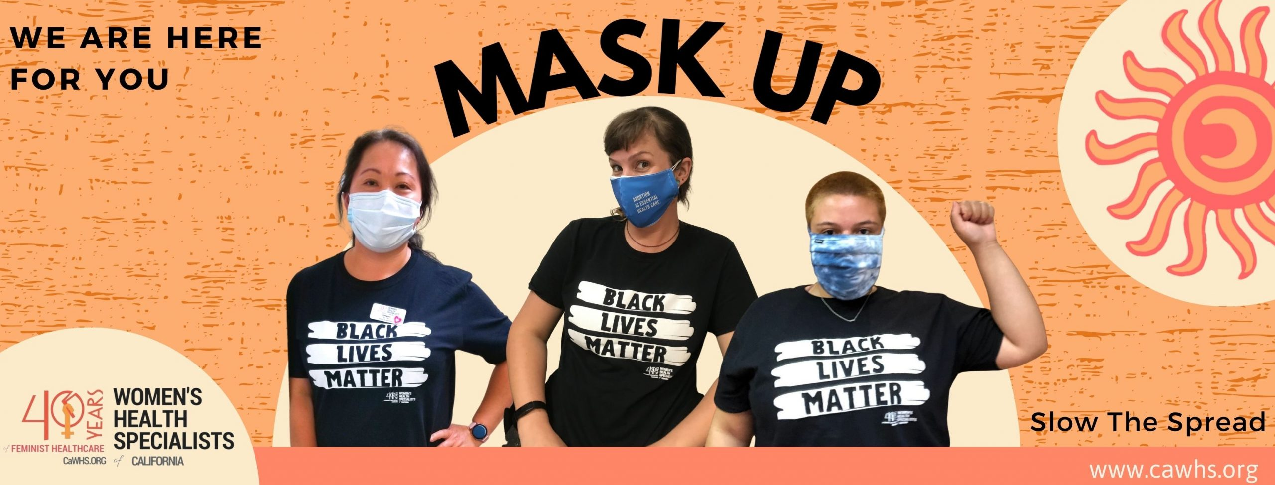 Mask Up FB Cover Photo