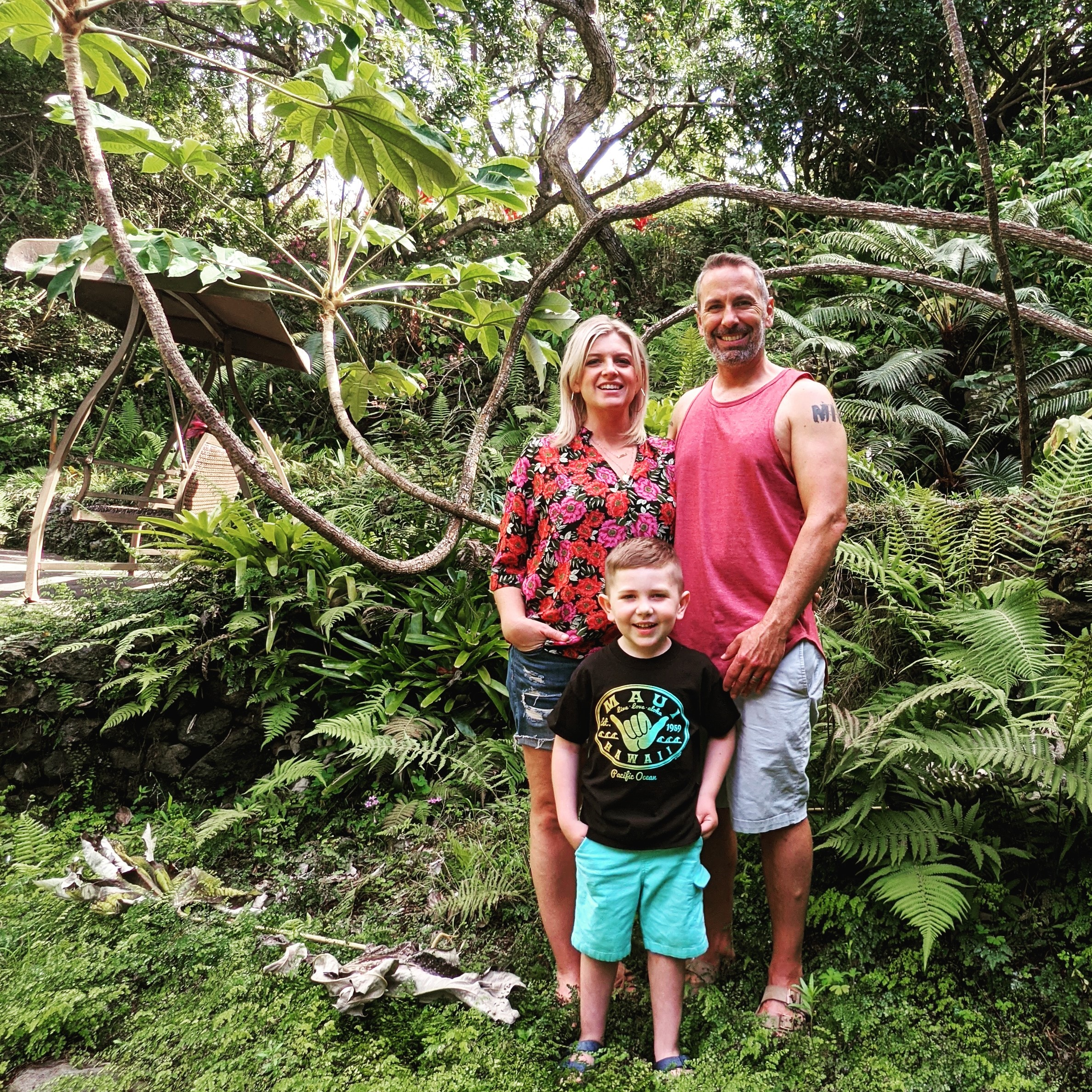 Maui trees